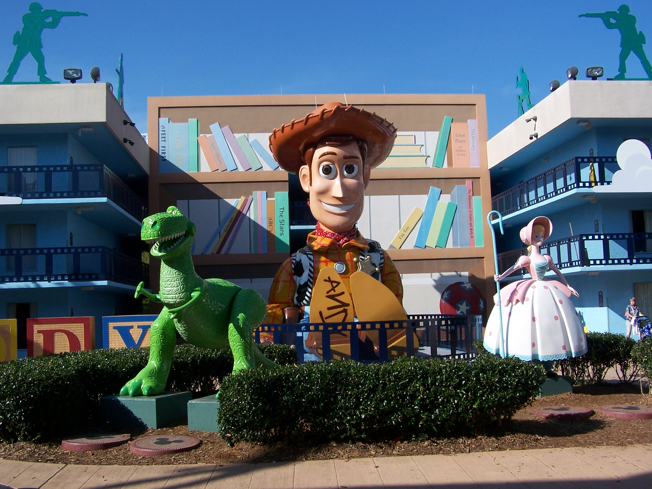 Picture of Disney's All-Star Movies Resort