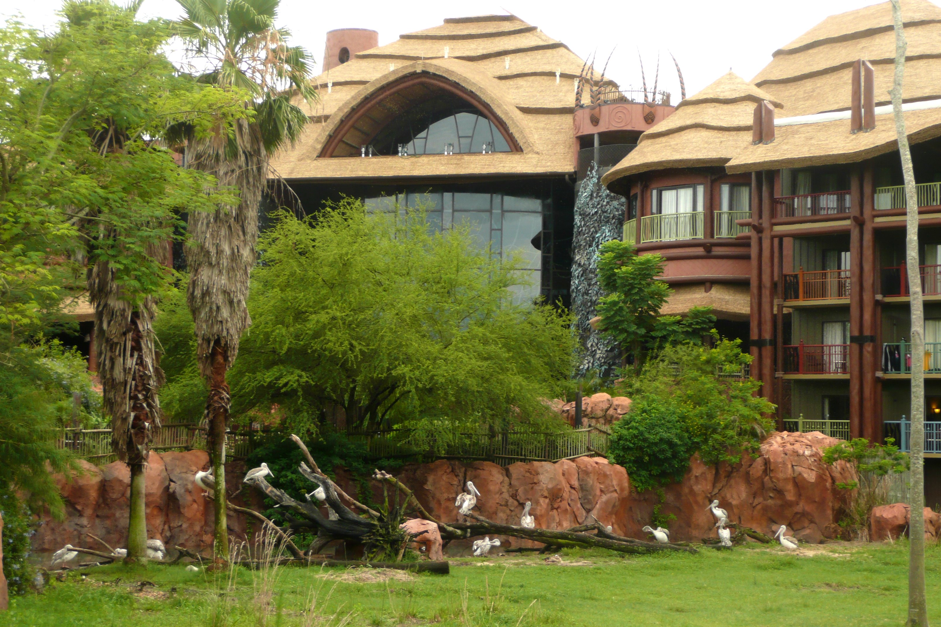 Picture of Disney's Animal Kingdom Lodge