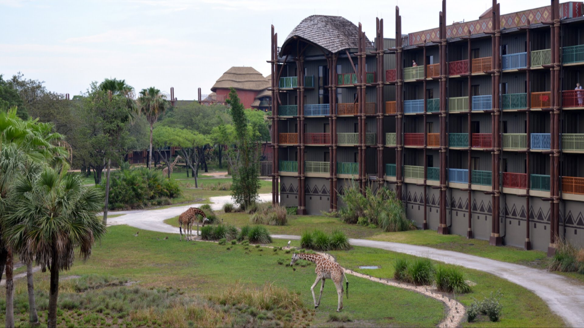 Picture of Disney's Animal Kingdom Villas – Kidani Village