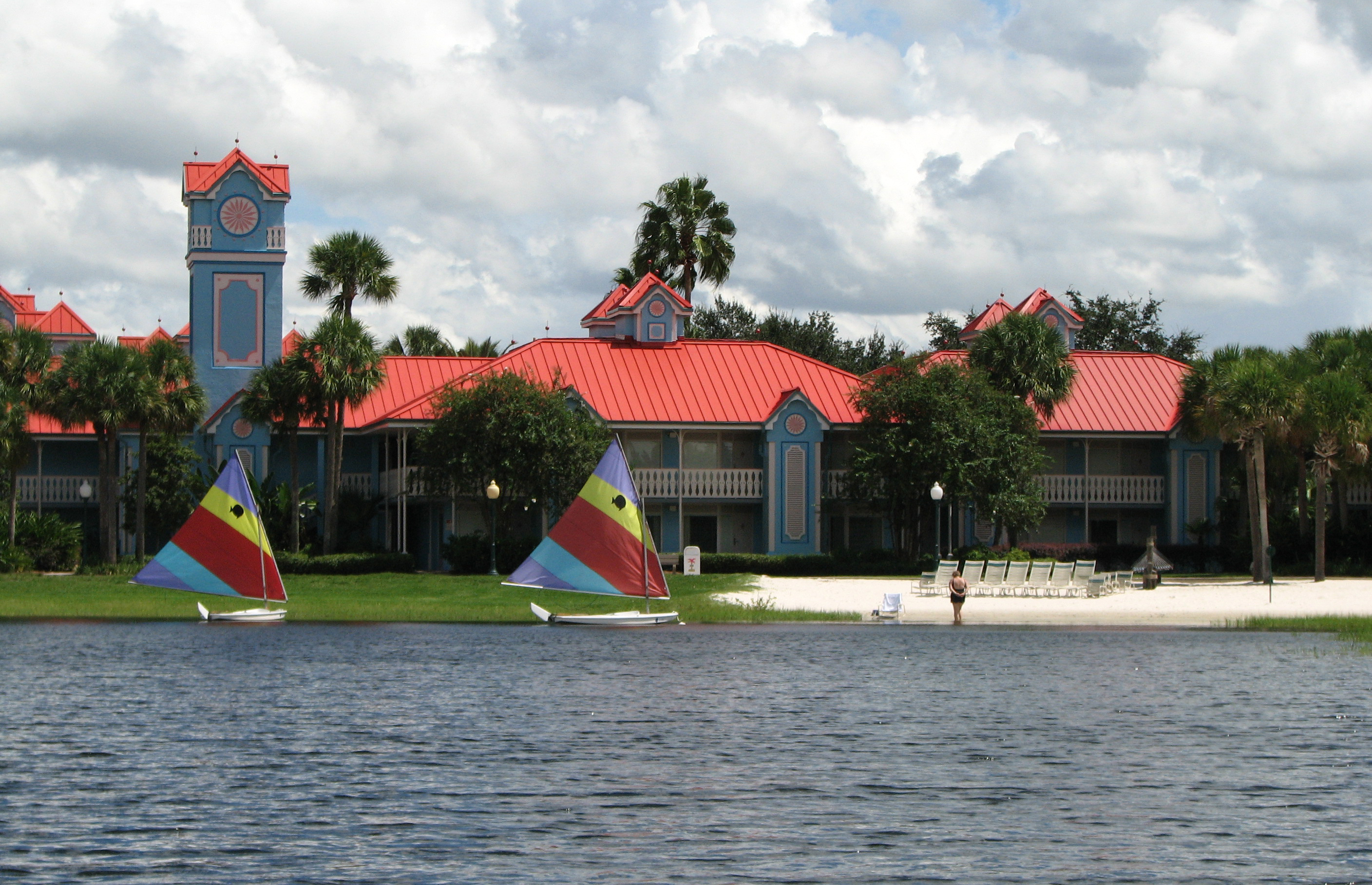 Picture of Disney's Caribbean Beach Resort
