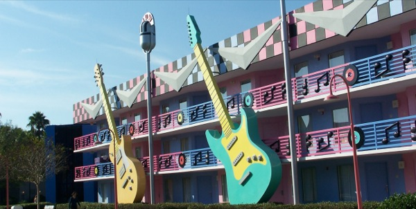 Picture of Disney's All-Star Music Resort