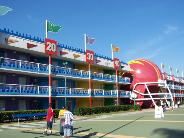 Picture of Disney's All-Star Sports Resort